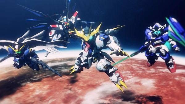 shop game bán SD Gundam G Generation Cross Rays cho Nintendo Switch ps4
