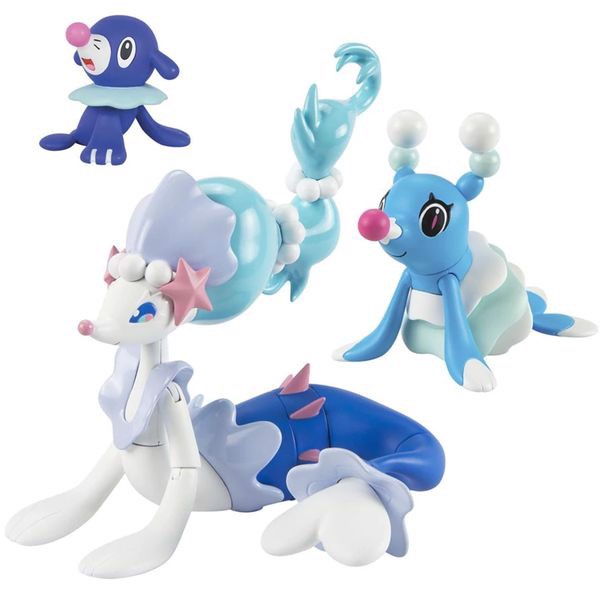 shop pokemon bán Pokemon Evolution Set Primarina Popplio Brionne Figure