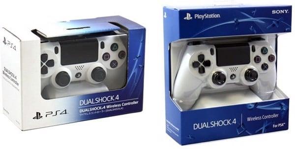 hộp tay cầm PS4 chính hãng Asia và xách tay US