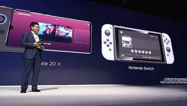 So sánh Nintendo Switch với Smartphone