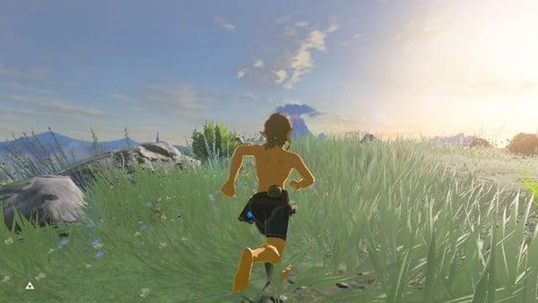 The Legend of Zelda: Breath of the Wild Master Mode