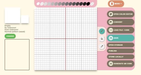 Hướng dẫn cách chơi Animal Crossing New Horizons AC-Pattern