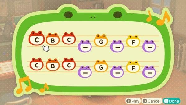 Hướng dẫn cách chơi Animal Crossing New Horizons Island Tune