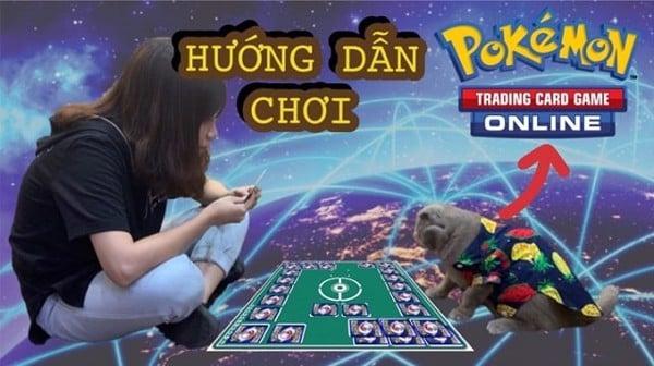 hướng dẫn chơi bài Pokemon Trading Card Game Online