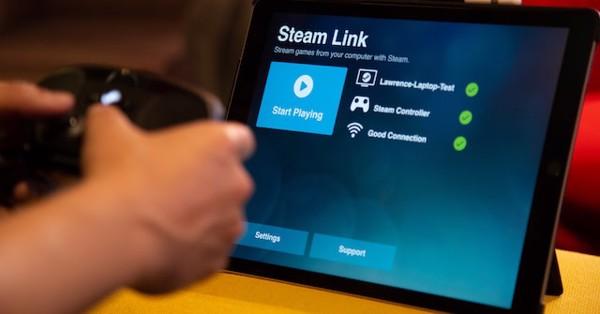 Hướng dẫn chơi Steam Link trên điện thoại