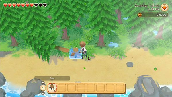 hướng dẫn chơi Story of Seasons Pioneers of Olive Town Nintendo Switch