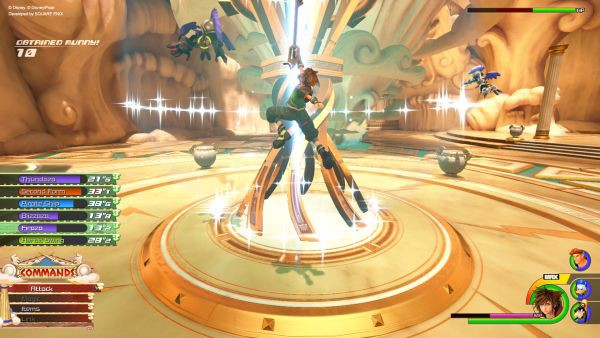 hướng dẫn DLC Kingdom Hearts III Re Mind