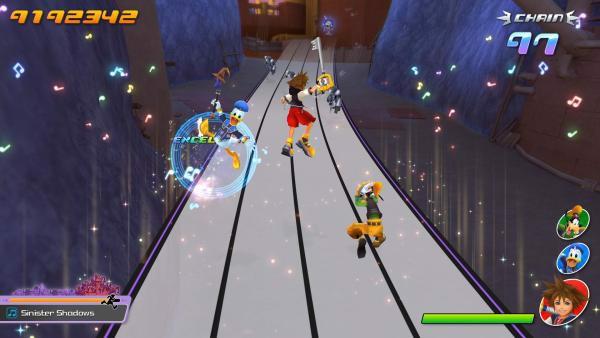huong dan Kingdom Hearts Melody of Memory
