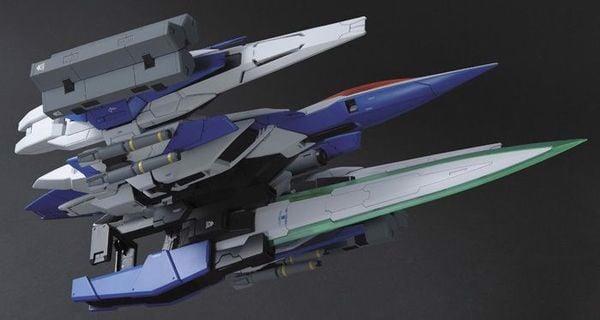 hướng dẫn ráp 00 Raiser PG Gundam