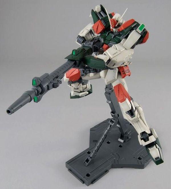 hướng dẫn ráp Buster Gundam MG