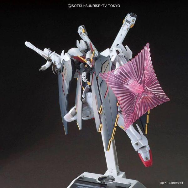 hướng dẫn ráp Crossbone Gundam X1 Full Cloth TYPE.GBFT HGBF