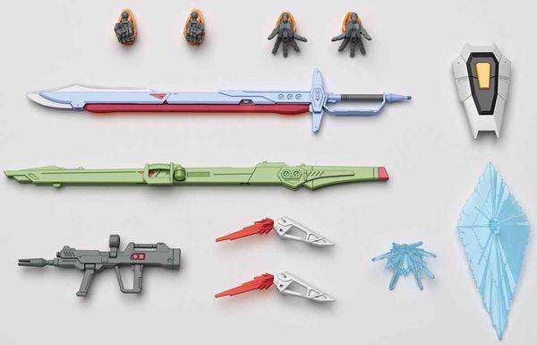 hướng dẫn ráp Destiny Gundam Heine Westenfluss Custom HGCE