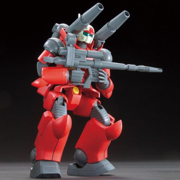 hướng dẫn ráp Guncannon Revive Ver HGUC Gundam