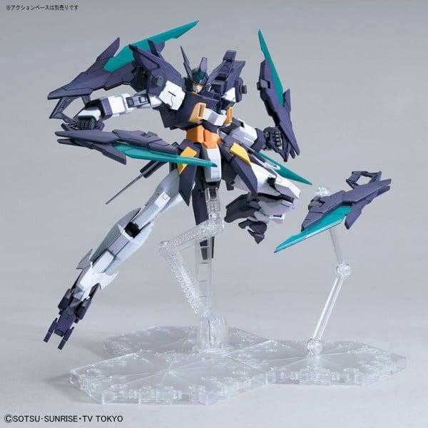 hướng dẫn ráp Gundam AGE II Magnum MG