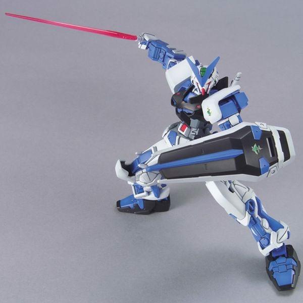 hướng dẫn ráp Gundam Astray Blue Frame hg
