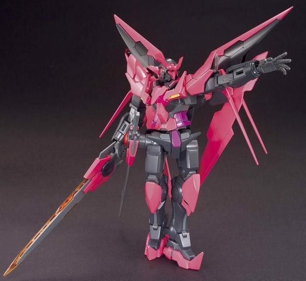 hướng dẫn ráp Gundam Exia Dark Matter HGBF