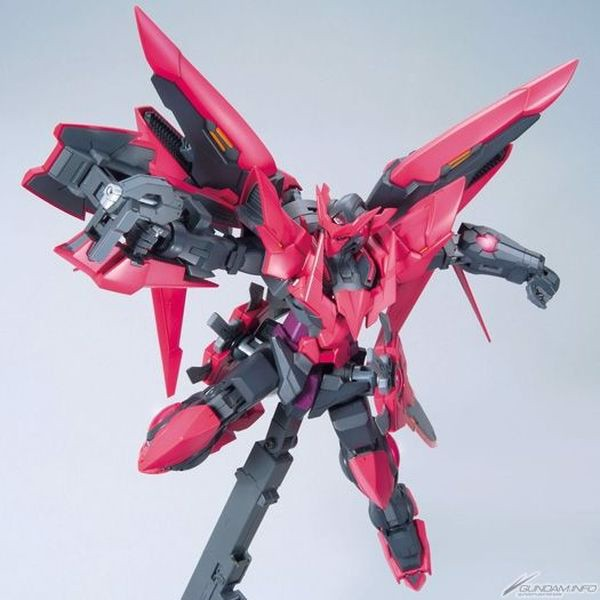 hướng dẫn ráp Gundam Exia Dark Matter MG
