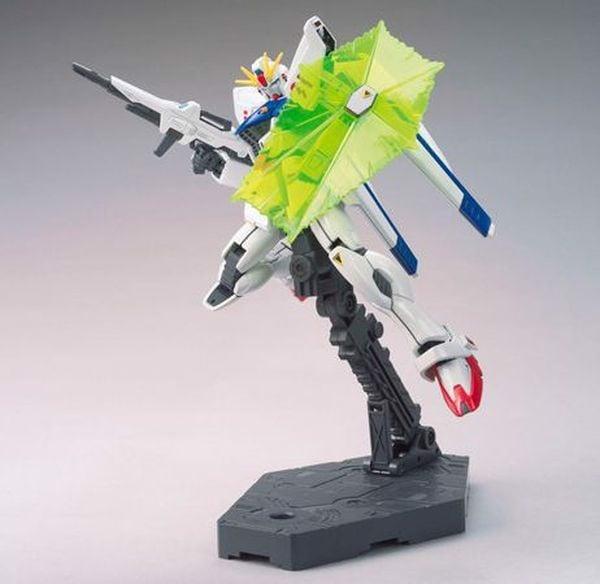 hướng dẫn ráp Gundam F91 HGUC