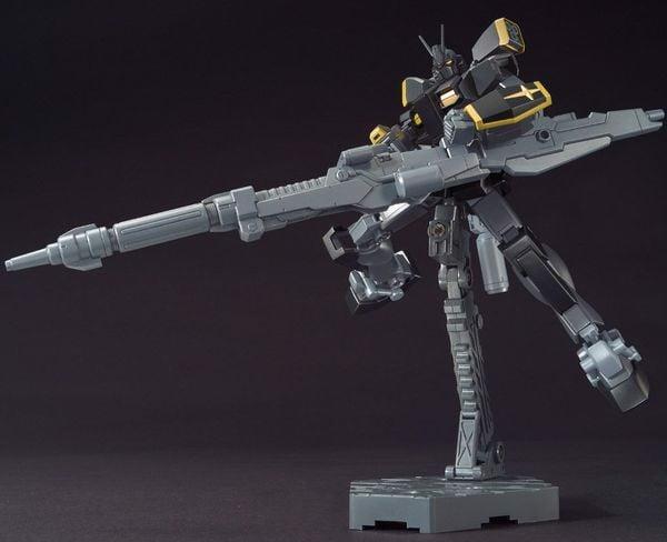 hướng dẫn ráp Gundam Lightning Black Warrior