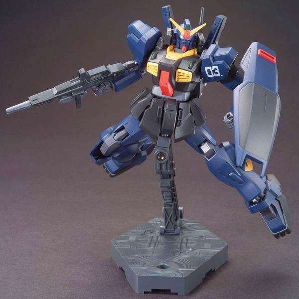 hướng dẫn ráp Gundam Mk-II Titans Revive Ver HGUC