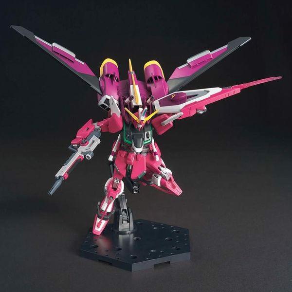 hướng dẫn ráp Infinite Justice Gundam hg