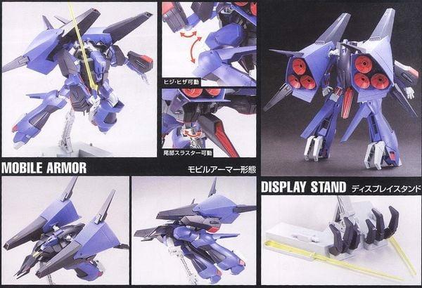 hướng dẫn ráp Messala HGUC Gundam