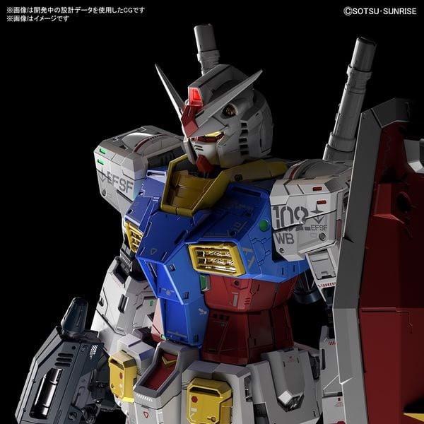 hướng dẫn ráp RX-78-2 Gundam PG Unleashed