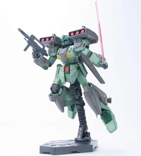 hướng dẫn ráp Stark Jegan HGUC Gundam
