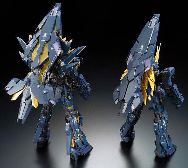 hướng dẫn ráp Unicorn Gundam 02 Banshee Norn RG