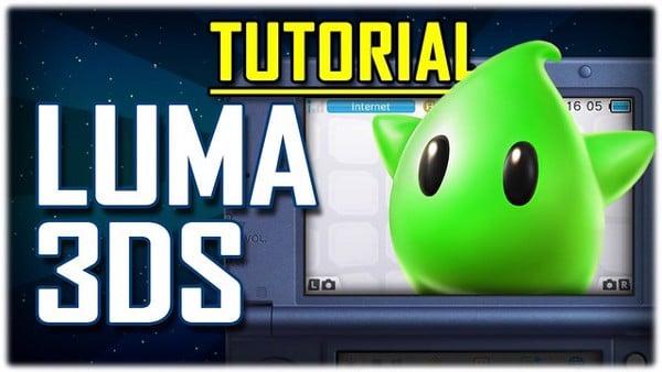 Hướng dẫn sử dụng Luma 3DS