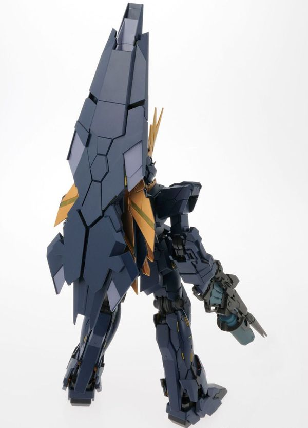 hướng dẫn Unicorn Gundam 02 Banshee Norn PG