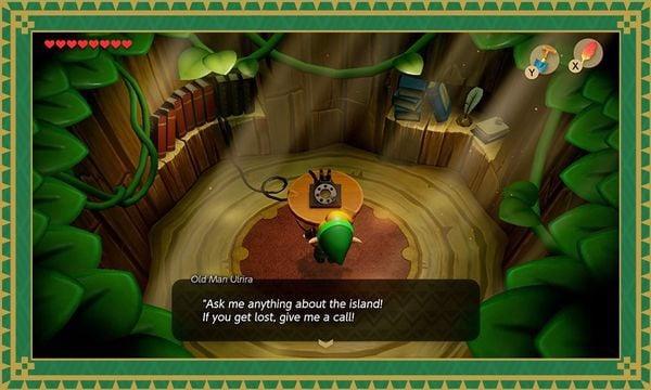 hướng dẫn Zelda Links Awakening