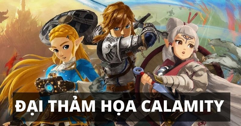 Hyrule Warriors Age of Calamity STORY