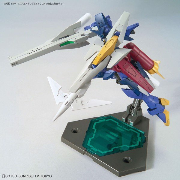 Impulse Gundam Arc HG nShop