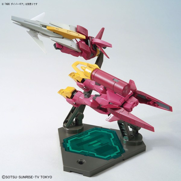 Impulse Gundam Lancier HG nShop