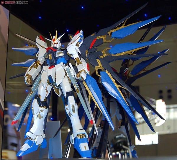 Mô hình Gundam Strike Freedom Perfect Grade chính hãng Bandai Việt Nam HCM