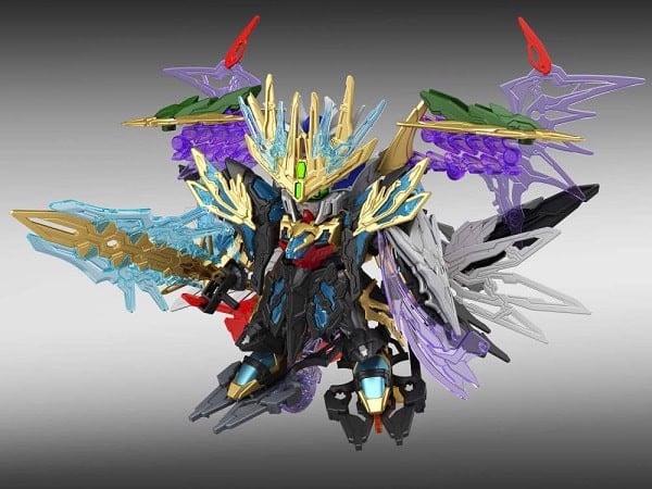 Mô hình SD Gundam Tam Quốc Tian Ba Cao Cao Wing Gundam - Thiên bá Tào Tháo