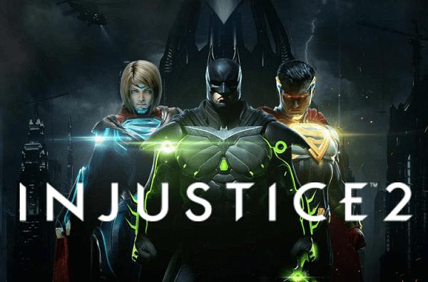 Injustice 2 Game đánh lộn siêu nhân Batman