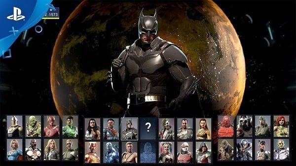 Game siêu anh hùng đánh lộn 2 người