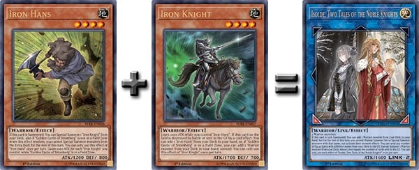 Isolde Tale of Two Noble Knights yugioh nshop