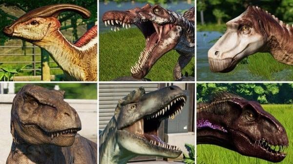 Jurassic World Evolution Complete Edition nintendo switch