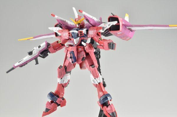 Justice Gundam RG chính hãng