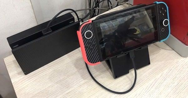 Kết nối Nintendo Switch vào tivi