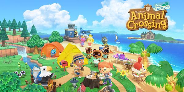 Key Art Animal Crossing New Horizons