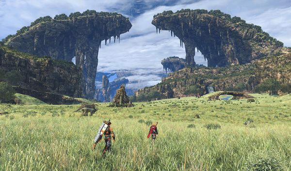 khám phá map Xenoblade Chronicles Definitive Edition