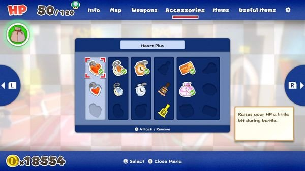 Warehouse equipped guide Paper Mario The Origami King nintendo switch
