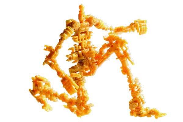 khung xương Strike Freedom Gundam rg