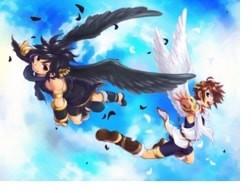 Kid Icarus Dark Pit
