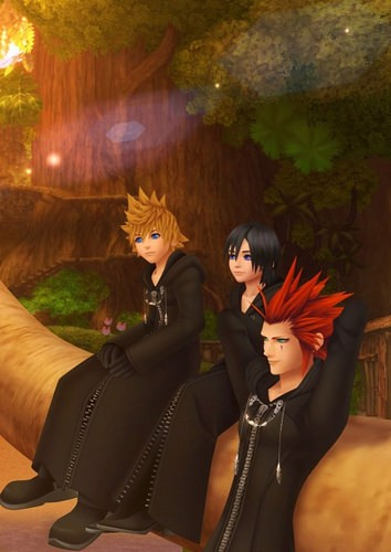 KINGDOM HEARTS 3582 DAYS