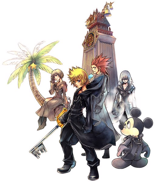 KINGDOM HEARTS 3582 DAYS nshop